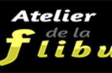 Logo atelier de la flibuste