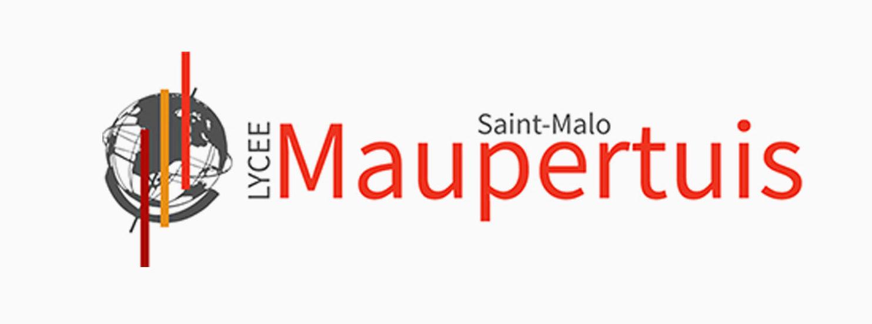 Logo lycée Maupertuis